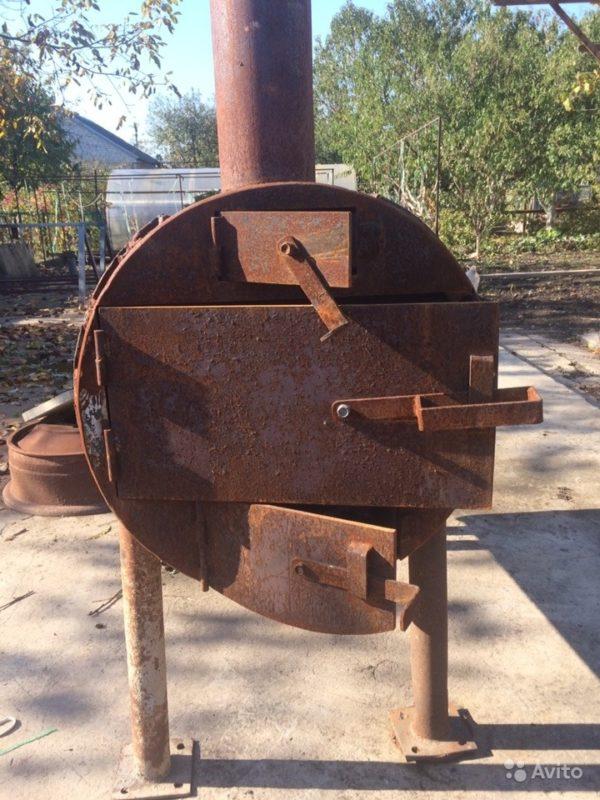 «Мощная печь под большой объём» фото - 3947021149 600x800