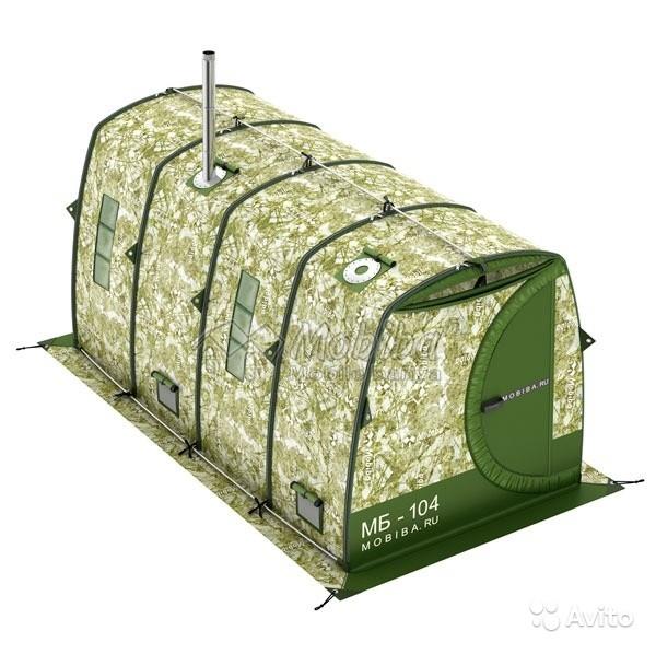 «Баня/отапливаемая палатка» фото - 3961503942