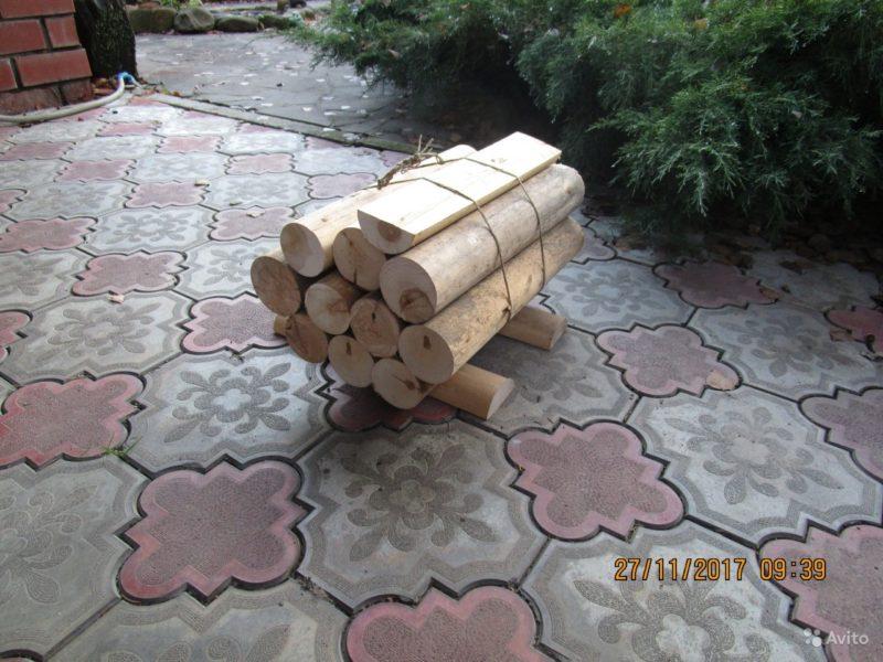 «Элитные берёзовые дрова» фото - 4005962419 800x600