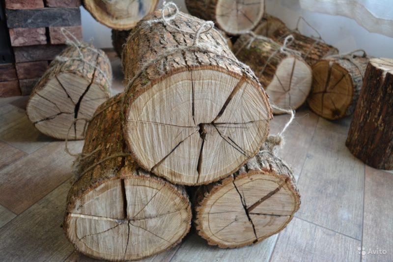 «Вязанка дров с ручкой» фото - 4039950337 800x533