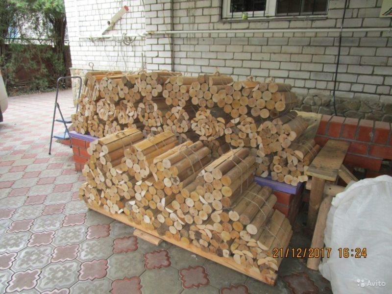 «Элитные берёзовые дрова» фото - 4077845871 800x600