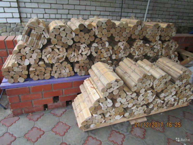 «Элитные берёзовые дрова» фото - 4077845965 800x600