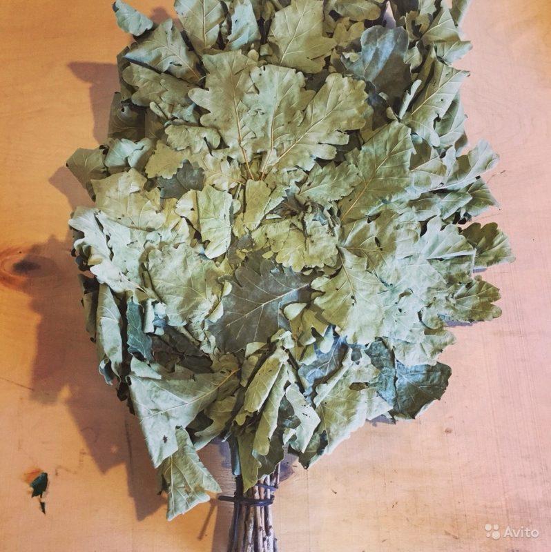 «Король бани - дубовый веник» фото - 4214998829 798x800