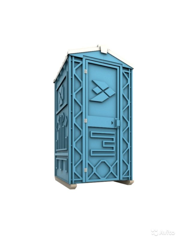 «Новая туалетная кабина от экогрупп» фото - 4215615221 600x800