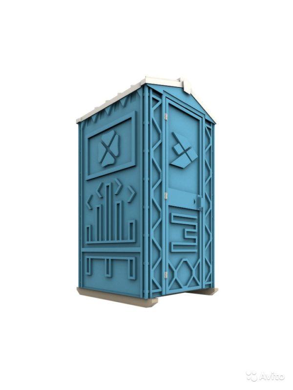 «Новая туалетная кабина от экогрупп» фото - 4215616067 600x800