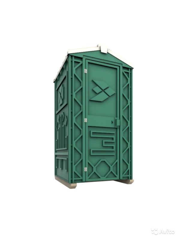 «Новая туалетная кабина от экогрупп» фото - 4215616398 600x800