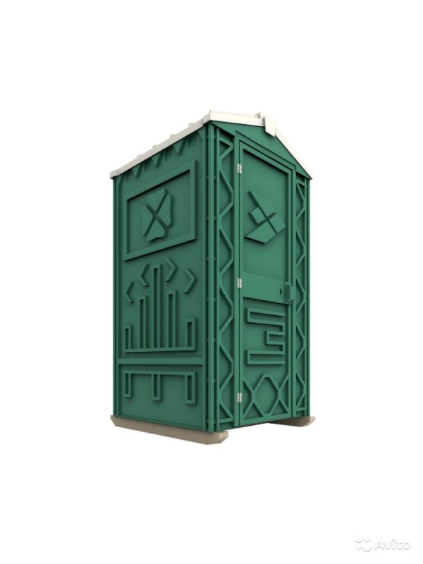 «Новая туалетная кабина от экогрупп» фото - 4215616623 600x800