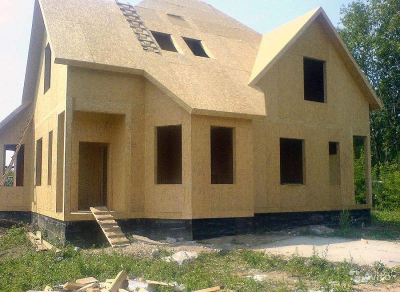 «Каркасные дома, коттеджи, бани в Краснодарском крае» фото - 4305778717 800x583