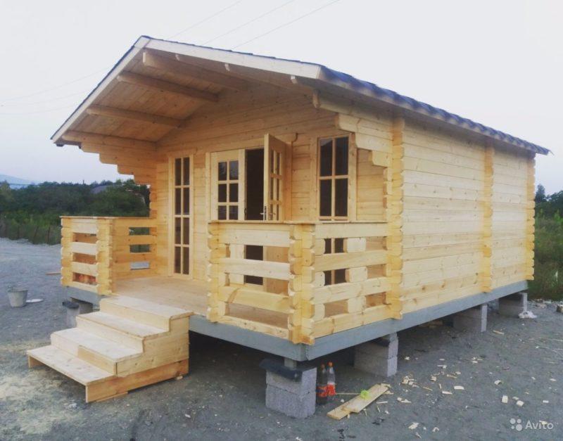«Строительство бань, домов, беседок» фото - 4315817443 800x627