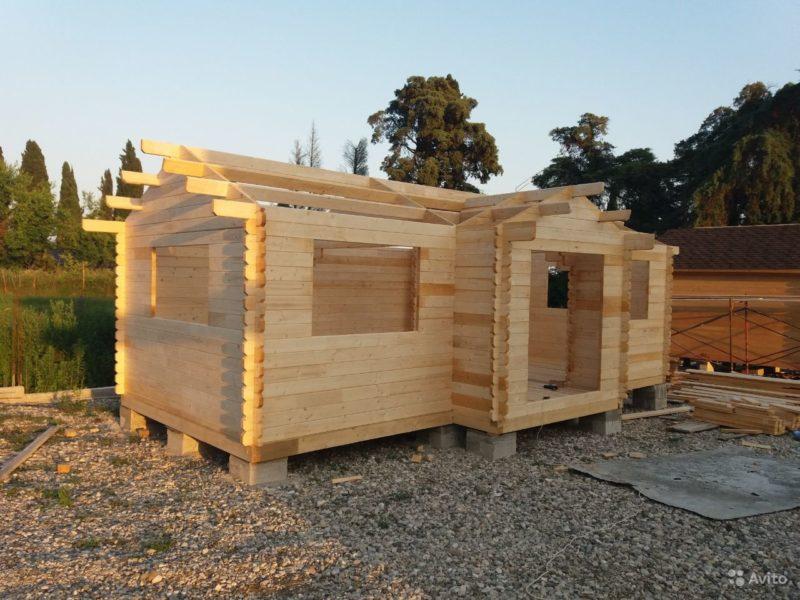 «Строительство бань, домов, беседок» фото - 4315819809 800x600