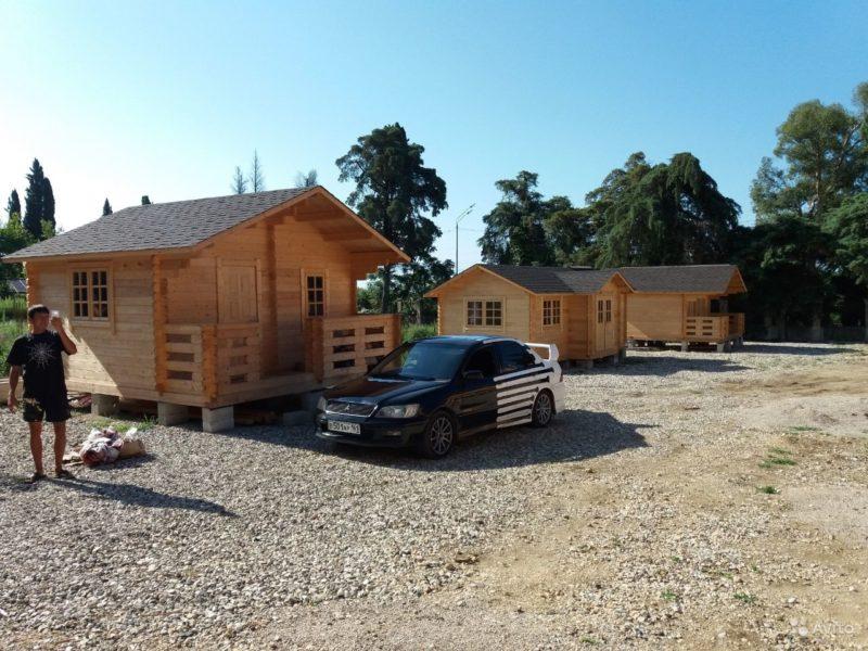 «Строительство бань, домов, беседок» фото - 4315820928 800x600