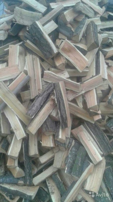«Дрова сухие колотые» фото - 4327596805 450x800