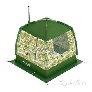 «Мобильная баня-палатка прокат» фото - 4347041388