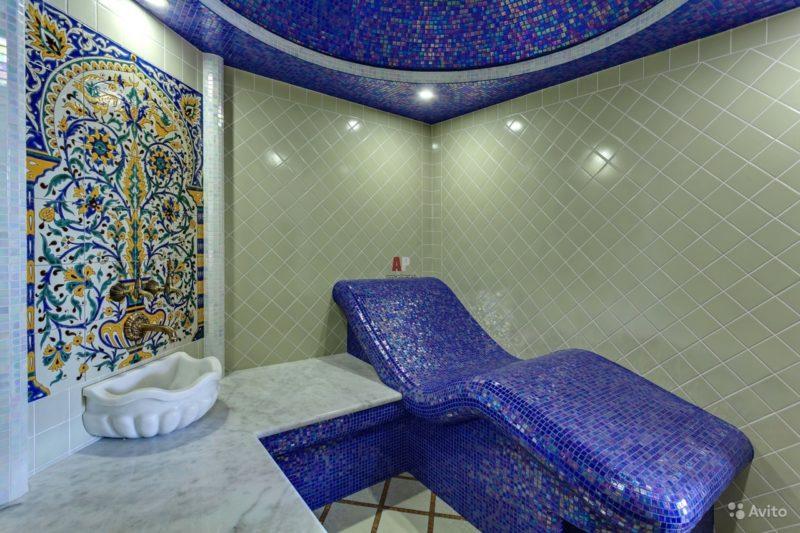 «Строительство турецких бань в Москве» фото - 4356655106 800x533