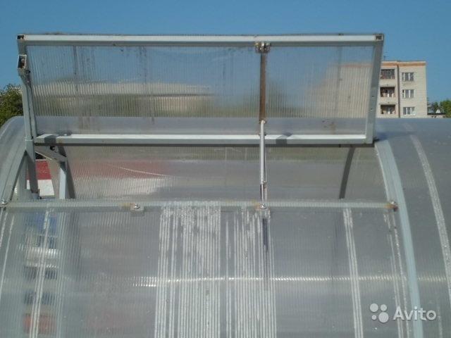 «Теплица из поликарбоната 6м» фото - 4380894292