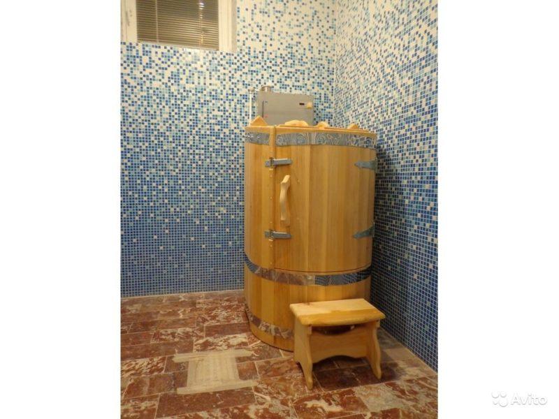 «Кедровые бочки-бани» фото - 4393116634 800x600