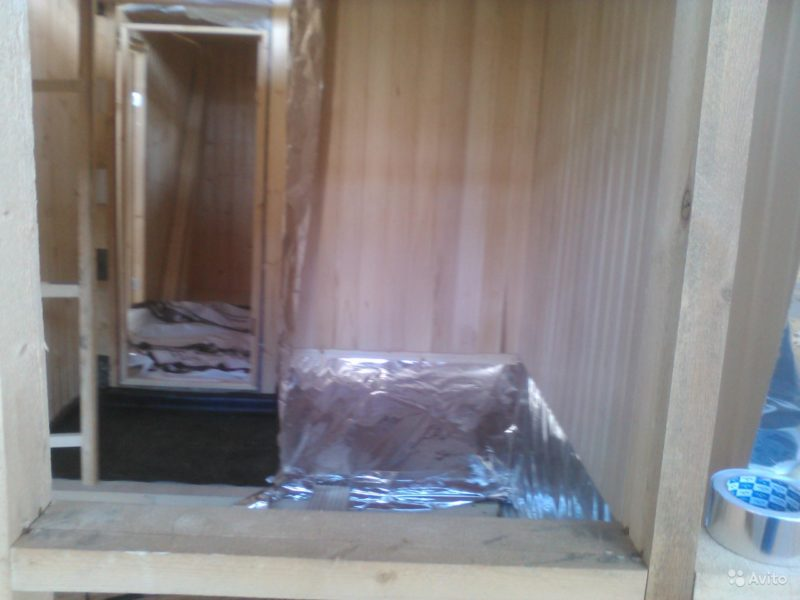 «Перевозные бани под ключ» фото - 4398783380 800x600
