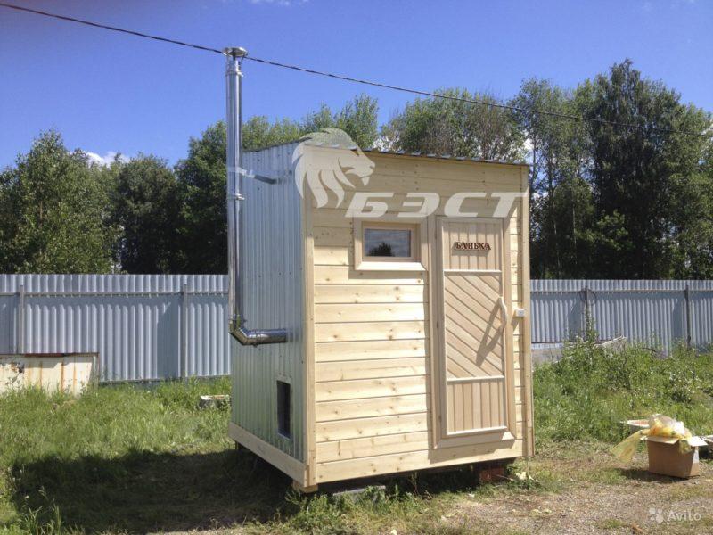«Мобильная баня в Краснодарском крае» фото - 4434729007 800x600