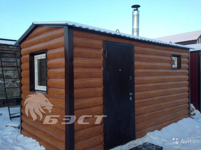 «Мобильная баня в Краснодарском крае» фото - 4434729010 800x600