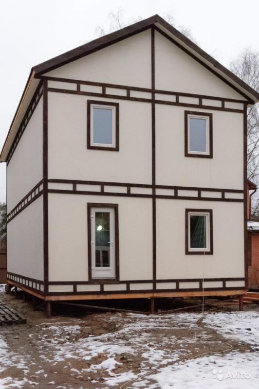 «Каркасные дома, коттеджи, бани в Краснодарском крае» фото - 4439931884 532x800
