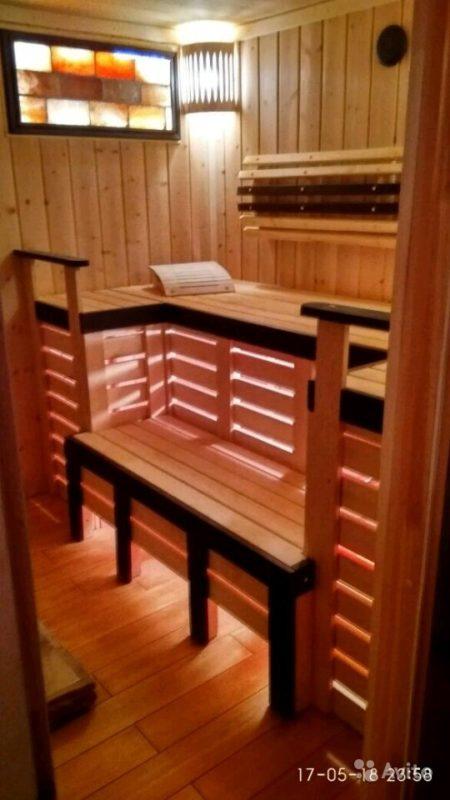 «Строительство финской сауны» фото - 4454787017 450x800