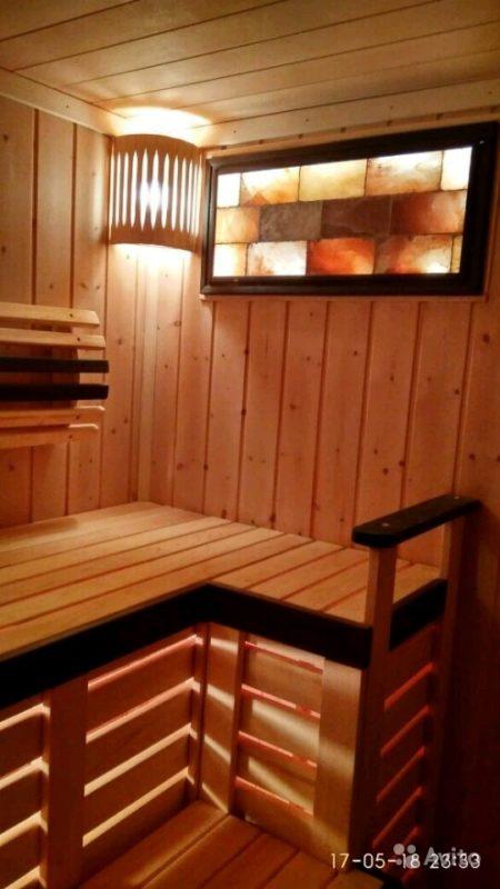 «Строительство финской сауны» фото - 4454787024 450x800