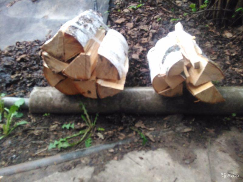 «Дрова для костра и бани» фото - 4464282150 800x600