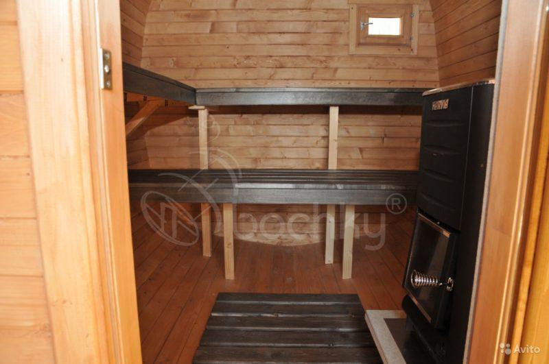 «Баня - октабочка «Мини» Европейского качества 2,6 метров» фото - 4476046701 800x531