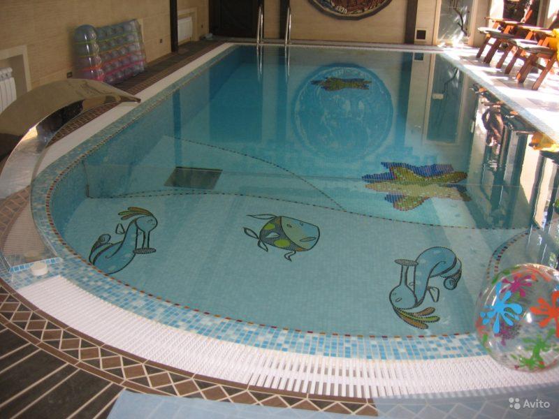 «Строительство бассейнов, саун и турецких бань» фото - 4486788156 800x600