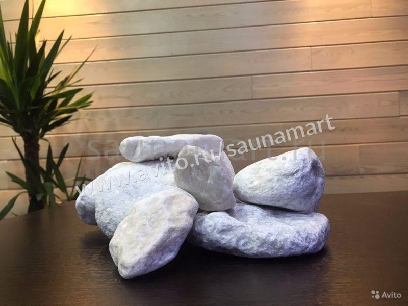 «Камни Polar Кальцит Полярный 14,3 кг» фото - 4489714829 800x600