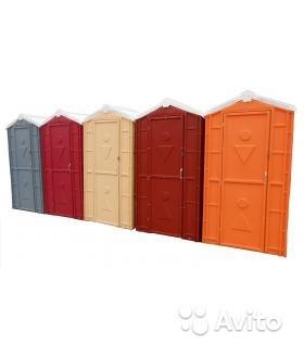 «Мобильные туалетные кабины» фото - 4500029964