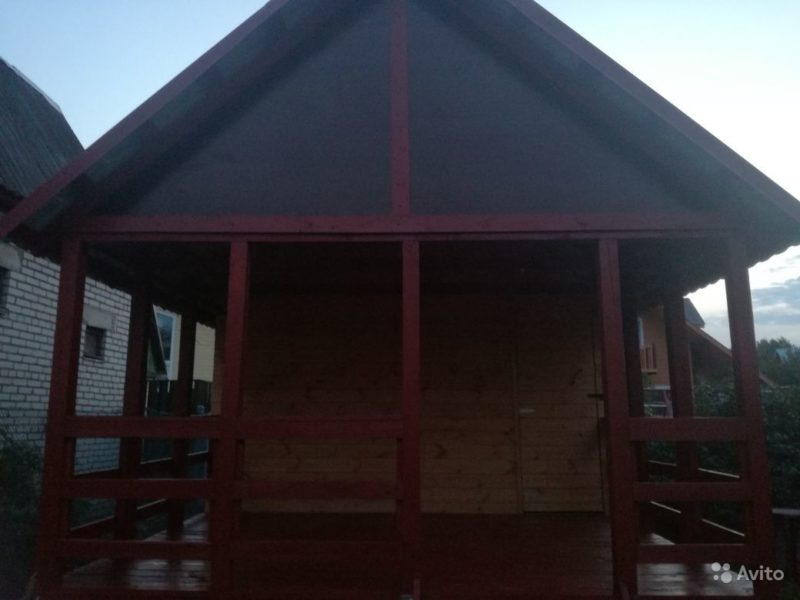 «Строим дома и беседки» фото - 4504162394 800x600