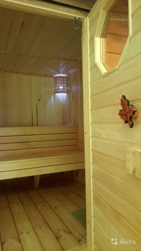 «Баня - Канадский домик» фото - 4505653816 450x800