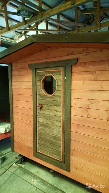 «Баня - Канадский домик» фото - 4505655946 450x800