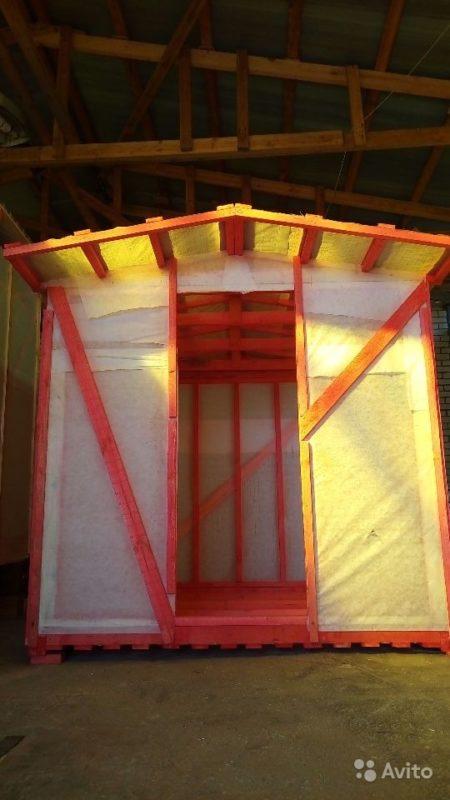 «Баня - Канадский домик» фото - 4505662748 450x800