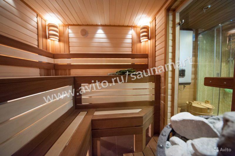 «Баня на дровах или сауна в квартиру» фото - 4518185963 800x533