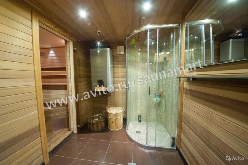 «Баня на дровах или сауна в квартиру» фото - 4518185977 800x533