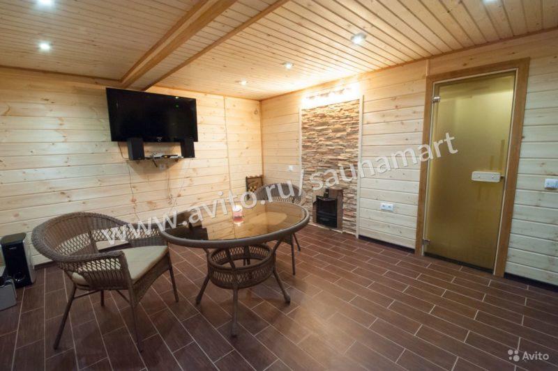 «Баня на дровах или сауна в квартиру» фото - 4518185993 800x533
