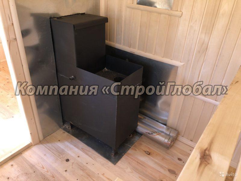 «Перевозная баня по низкой цене» фото - 4520381584 800x600
