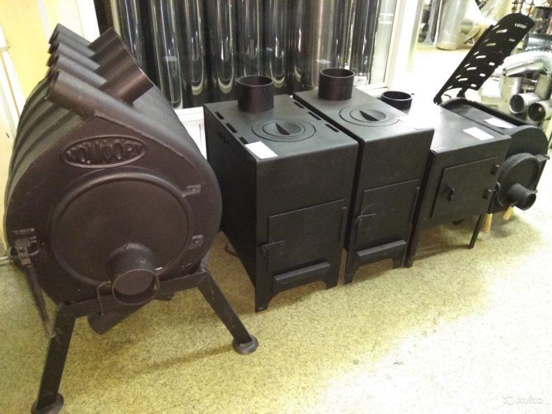 «Печь для бани и сауны отопительная с выносной топкой» фото - 4541788255 800x600