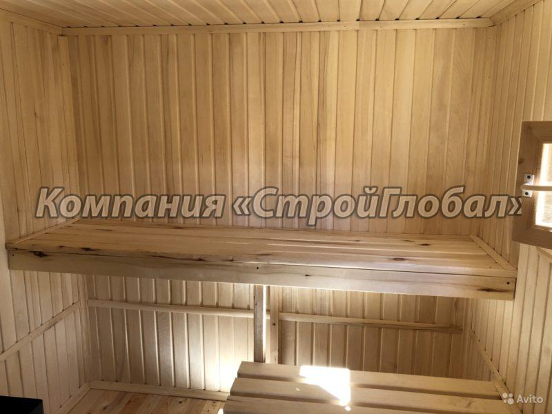 «Мобильная перевозная баня в Москве» фото - 4549455528 800x600