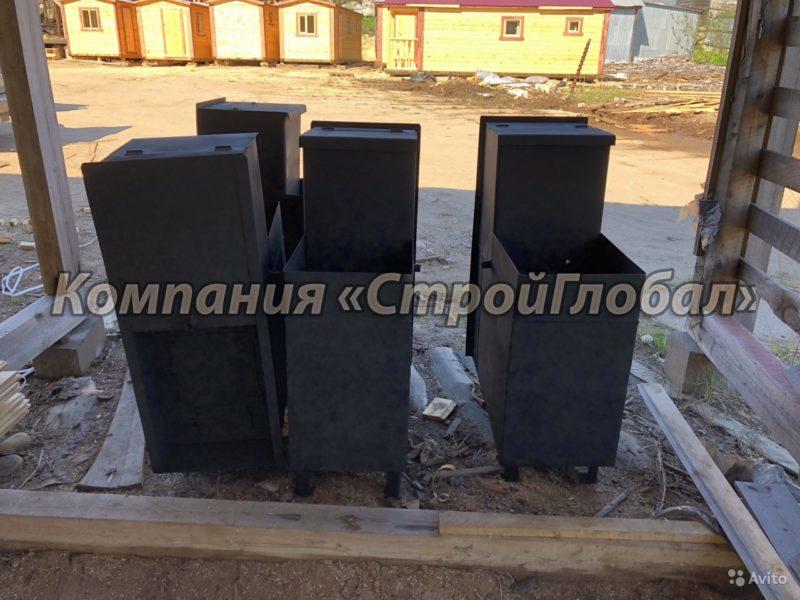 «Мобильная перевозная баня в Москве» фото - 4549455540 800x600