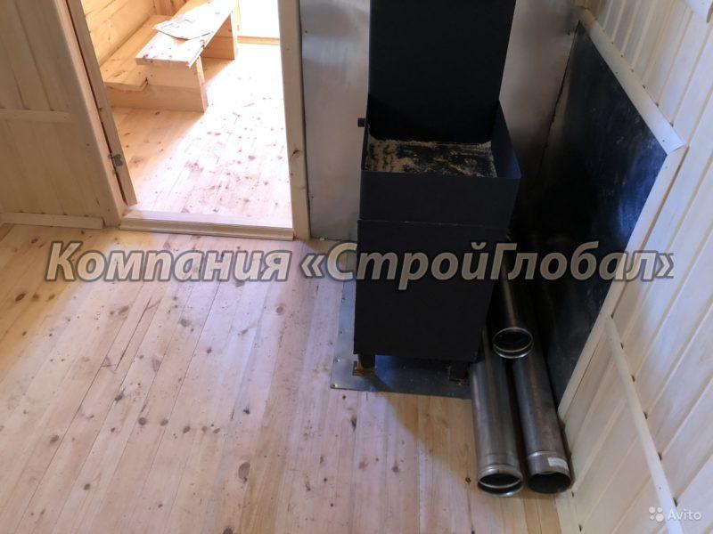 «Перевозные бани в Москве» фото - 4551028562 800x600