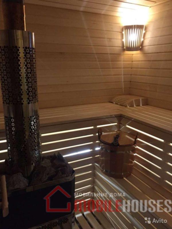 «Мобильные бани с верандой» фото - 9 600x800
