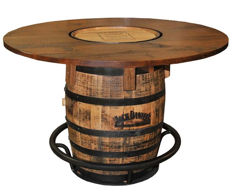 «Как сделать бочку из дерева своими руками?» фото - e05a285b49fb142e11c832f1a0a757bd whiskey barrel table barrel bar