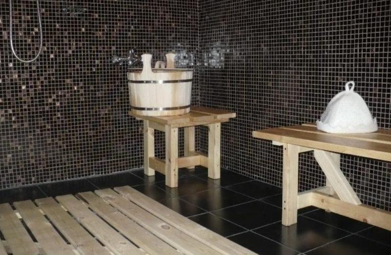 «Пол в моечной бани своими руками: процесс установки, выбор материалов» фото - pol moechnaja 11 800x523