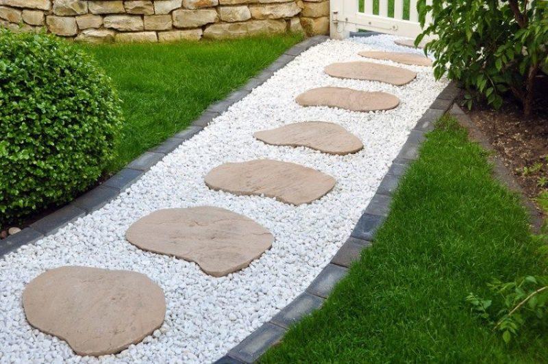 «Мягкие садовые дорожки» фото - s1200 800x532