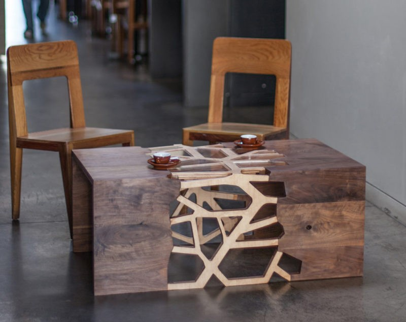 «Как сделать уличный стол своими руками: инструкция и лучшие идеи» фото - zh9 800x634