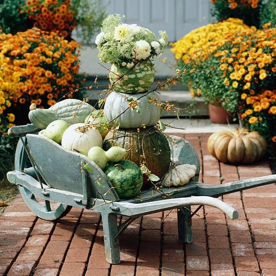 «Как сделать декор для сада своими руками - инструкция и фото идеи» фото - 0000tukva2
