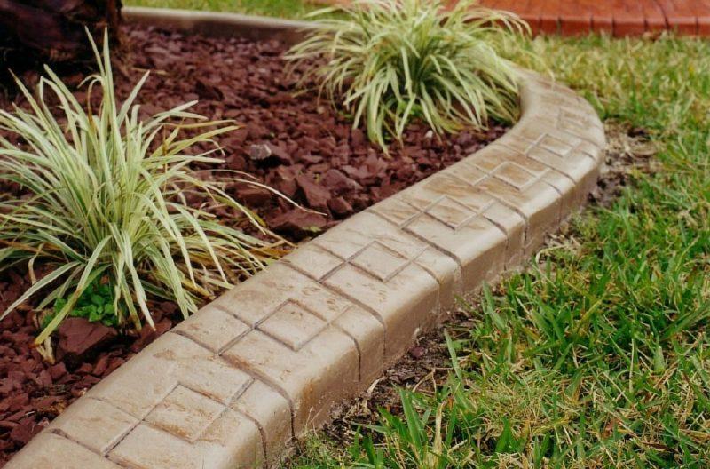 «Как сделать садовый бордюр своими руками: пошаговая инструкция» фото - 1 10 1024x676 800x528